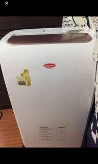 🚚 Portable aircon eurapace with warranty and receipt