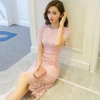 🚚 Lace Dress S-2XL