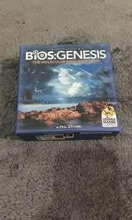 Bios Genesis - The Molecular Arms Race Game