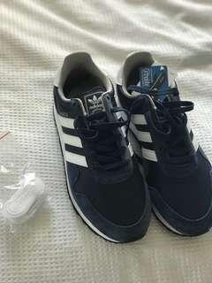 Adidas Haven blue sneakers size US9 Brand New