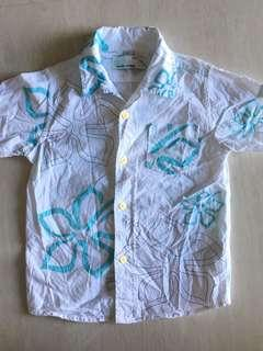Zara Kids (Boy shirt) size 3/4
