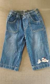GYMBOREE 幼童 牛仔褲