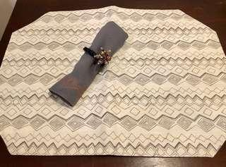 New Placemat Set (Service for 8)