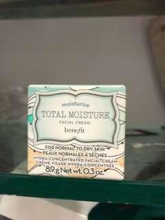 benefit total moisture cream