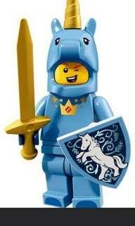 Lego Minifigures Series 18 - Unicorn suit guy #TRU50