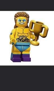 Lego Minifigures Series 15 - Wrestler #TRU50