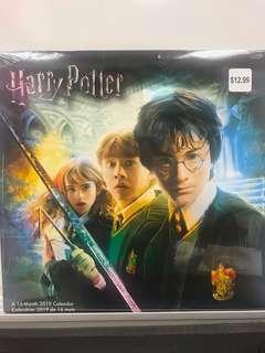 *Harry Potter 2019 16-Month Calendar*