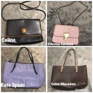 Flash Sale: Celine, Kate Spade, Valentino