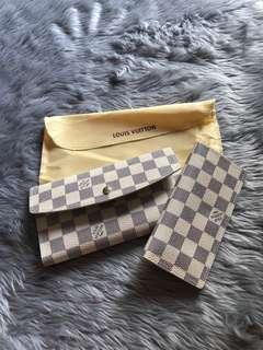 Louis Vuitton Azur Wallet