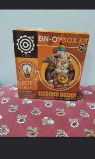 Ein-O's Electric Buzzer Box kit #TRU50