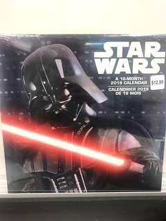 *Star Wars 2019 16-Month Calendar*