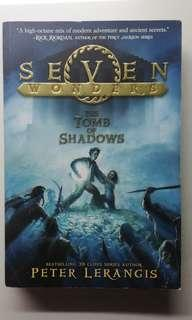 Seven Wonders : Tomb of Shadows by Peter Lerangis