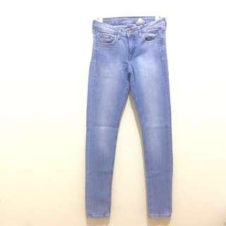 H&M Skinny Low Waist Jeans Denim