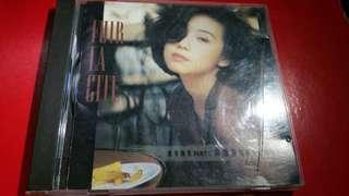林憶蓮 1989 都市觸覺 part2 T113 CD