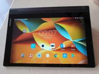 "Lenovo 10.1"" tablet"
