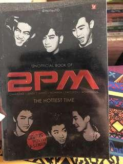 Unofficial book of 2PM
