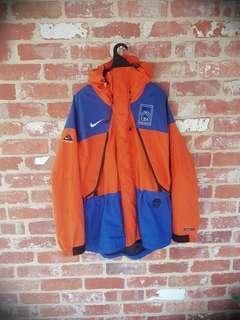 Vintage Nike Olympic Games 1998 Jacket Heavy Duty Jacket