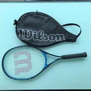 Wilson Advantage XL V-Matrix tennis racket & cover網球拍連套