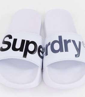 🚚 Superdry Pool Sliders