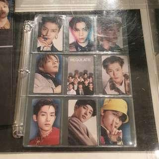 FAST ORDER NCT 127 SIMON SAYS OFFICIAL BINDER