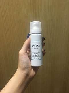 OUAI Dry shampoo foam ORIGINAL