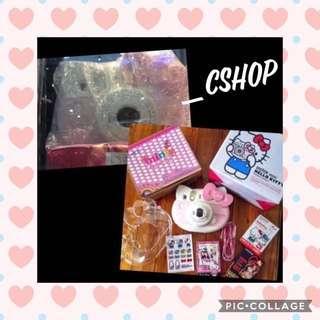 Instax Fujifilm Hello Kitty Package