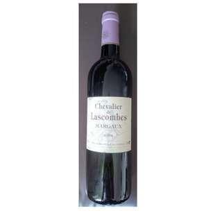 Chevalier de Lascombes Margaux 2004, France 法國紅酒