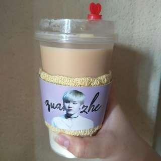 Knitted Cupsleeve