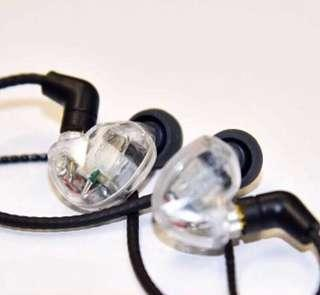 DIY 自組兩粒復合單元耳機 shure 535 殼 性格比shure 535 215 846