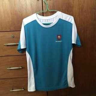 🚚 NYJC PE shirt