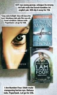 Game of Thrones The Host I Am Number Four
