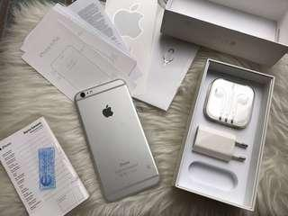 Iphone 6 Plus IBOX Resmi Fullset