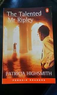 🚚 The talented Mr Ripley- penguin readers