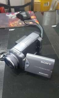 Last call Sony Ip55 digital video cam (with batt no charger)