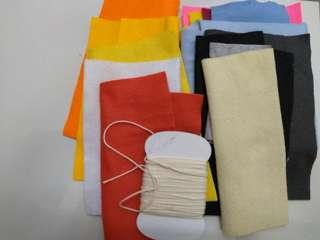 Fabric for hand craft