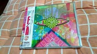 (平售$68)+包平郵(不另再折) Namco Game - F/A System ost 日版cd