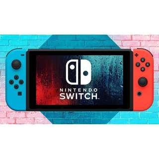 Brand New Nintendo Switch (100% real)