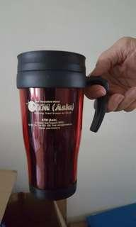Thermal cup with cover