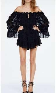Alice McCall Pastime Paradise Playsuit // Size 10