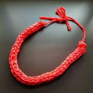 🚚 Crochet Necklace