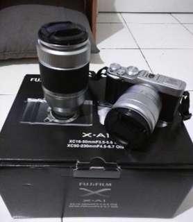 Fujifilm XA10 double kit