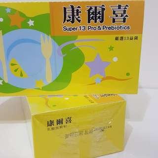 🚚 葡眾  康爾喜 益生菌 1.5克×90條/盒