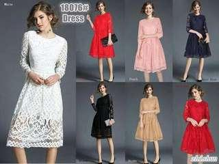 Fashion casual dress