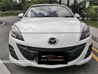 Cheapest mazda 3 for rent!