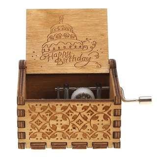 Music Box (Happy Birthday)
