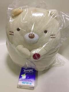 [日本到港]角落生物貓電動毛公仔