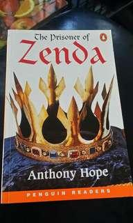 🚚 The prisoner Zenda- Penguin readers