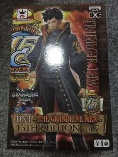 全新限量15th海賊王托拉法爾加羅模型