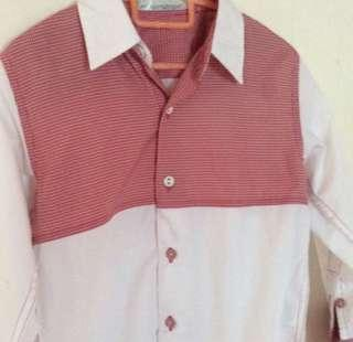 Boy Shirt (Camouflage) Size 4