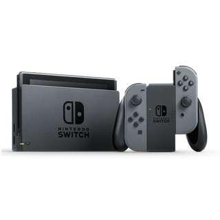 🚚 Nintendo Switch Grey